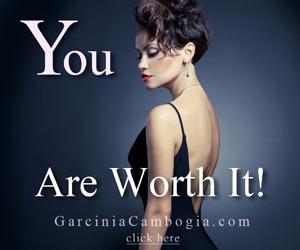 CH Garcinia You Are Worth It