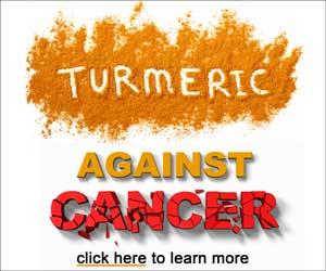 Turmeric - Against Cancer